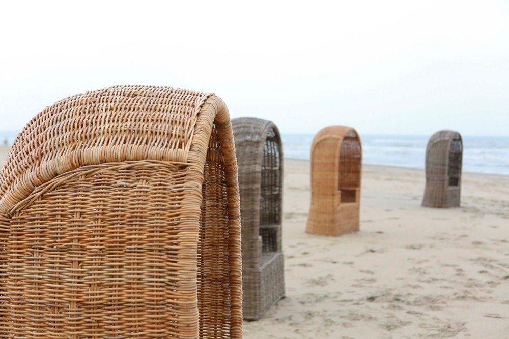 Strand/ ligstoelen
