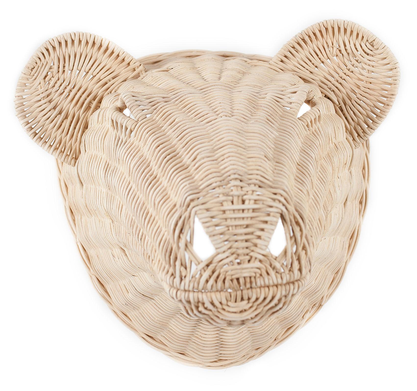 Bären Rattan