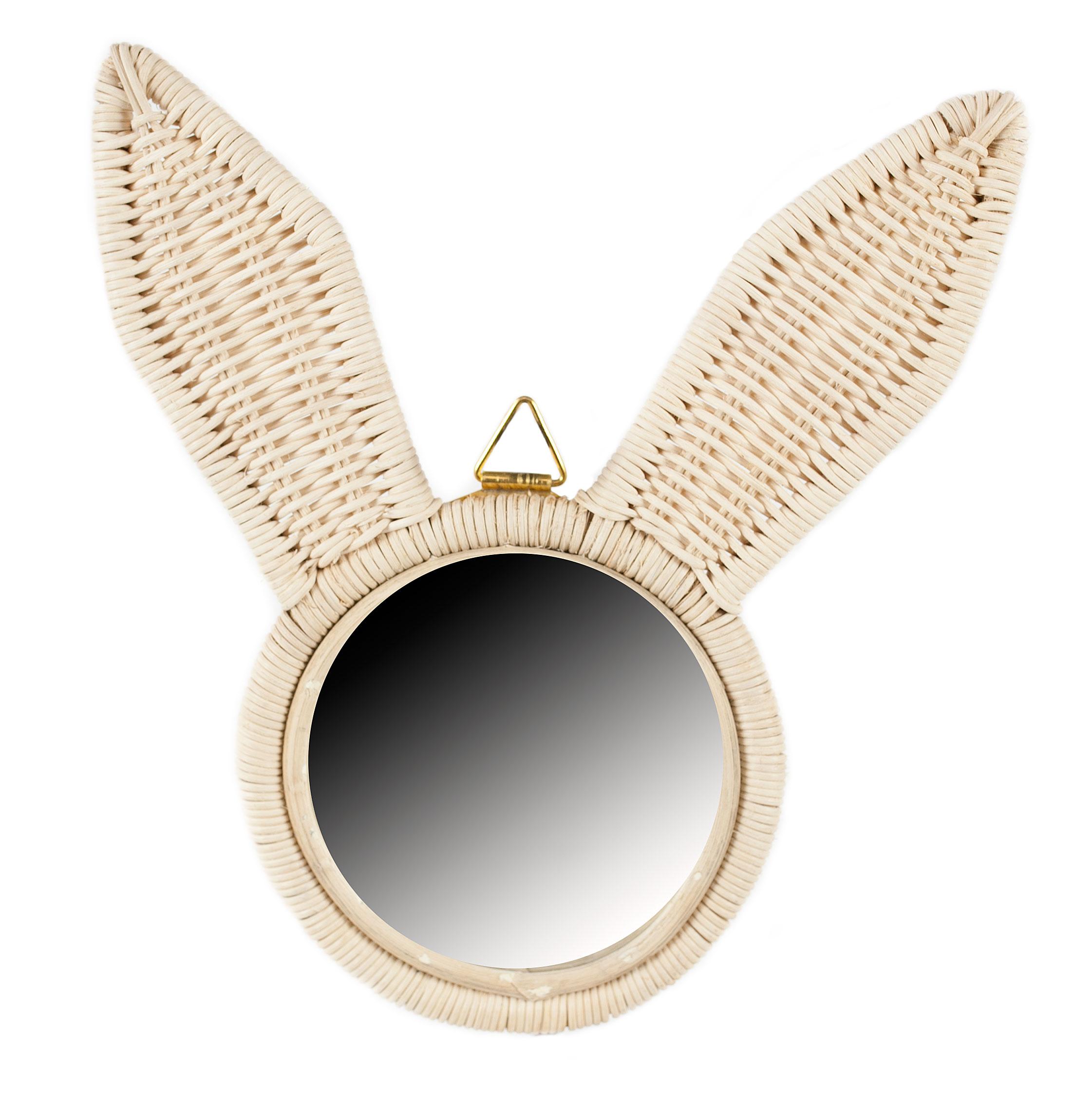 Spiegel-Kaninchen