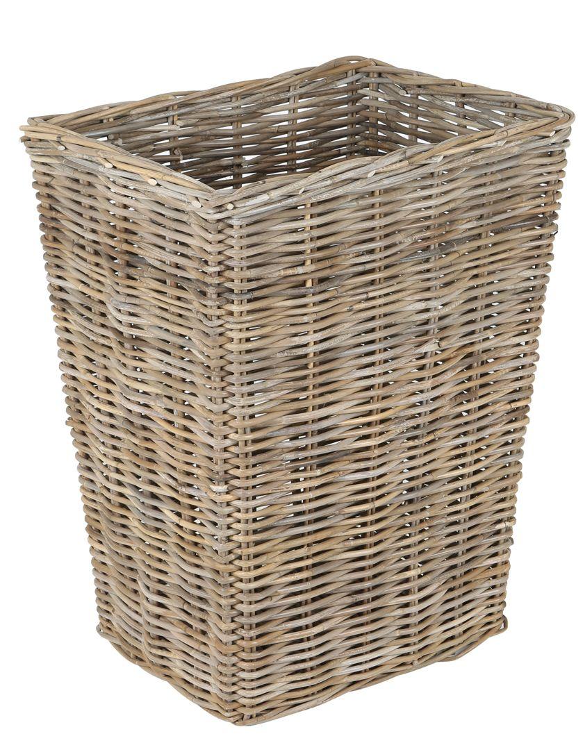 Wäschekorb Rattan