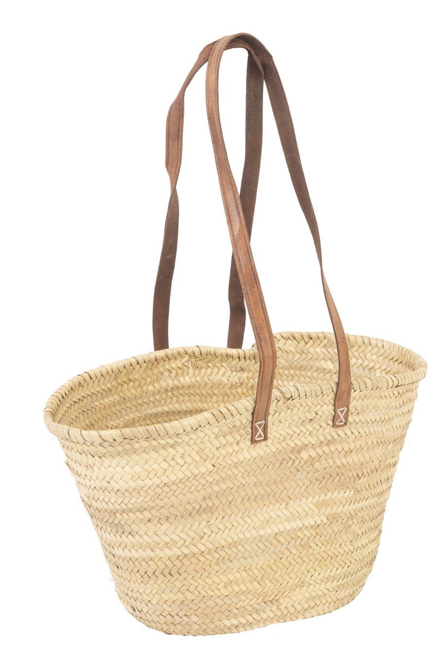 Ibiza Tasche mit langem Griff
