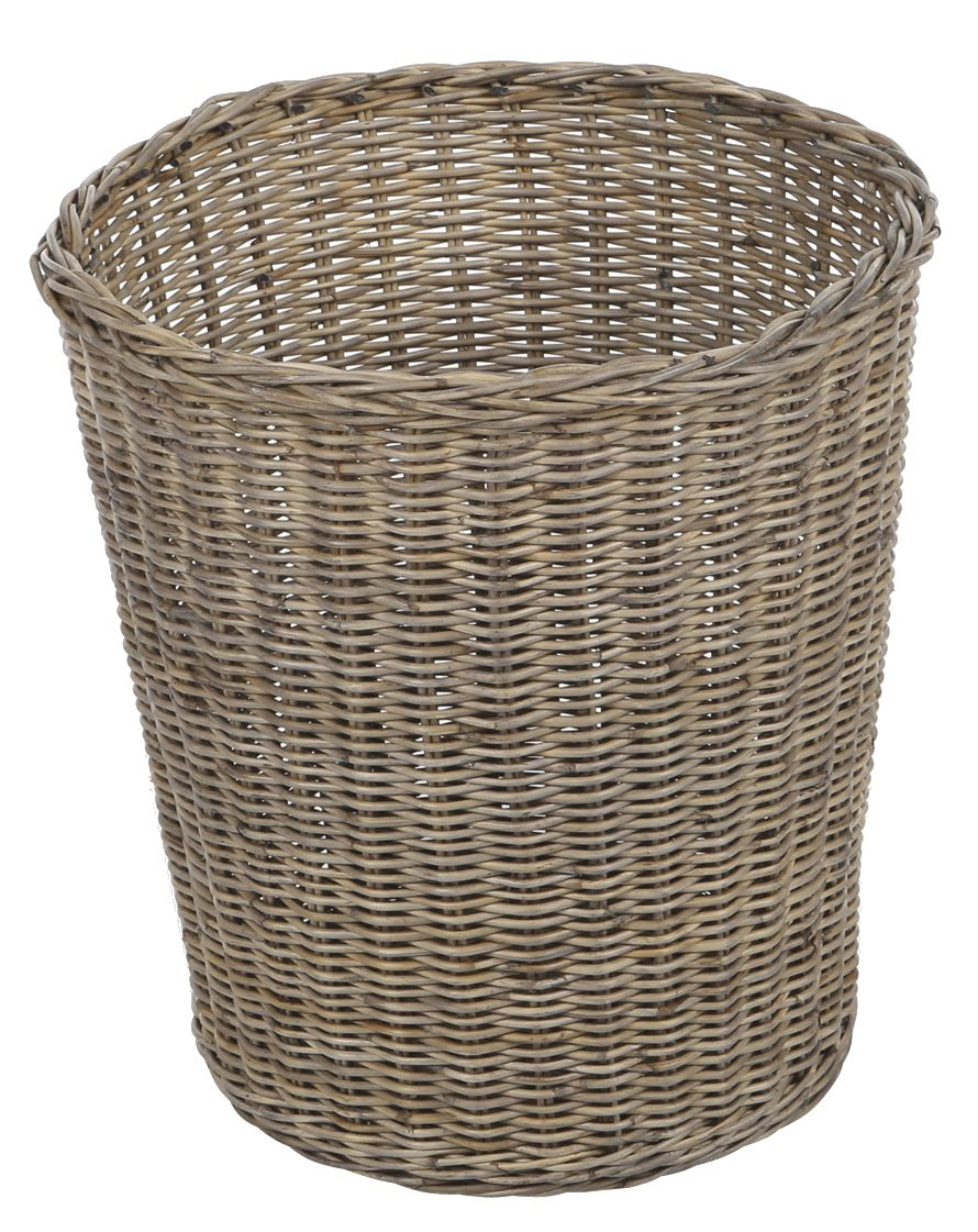 Rattan Korb Rund