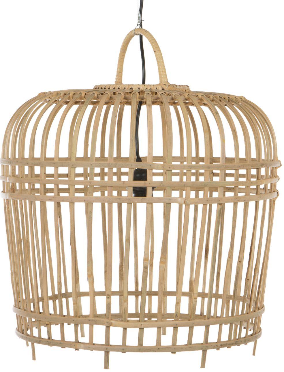 Hanglamp bamboe XXL