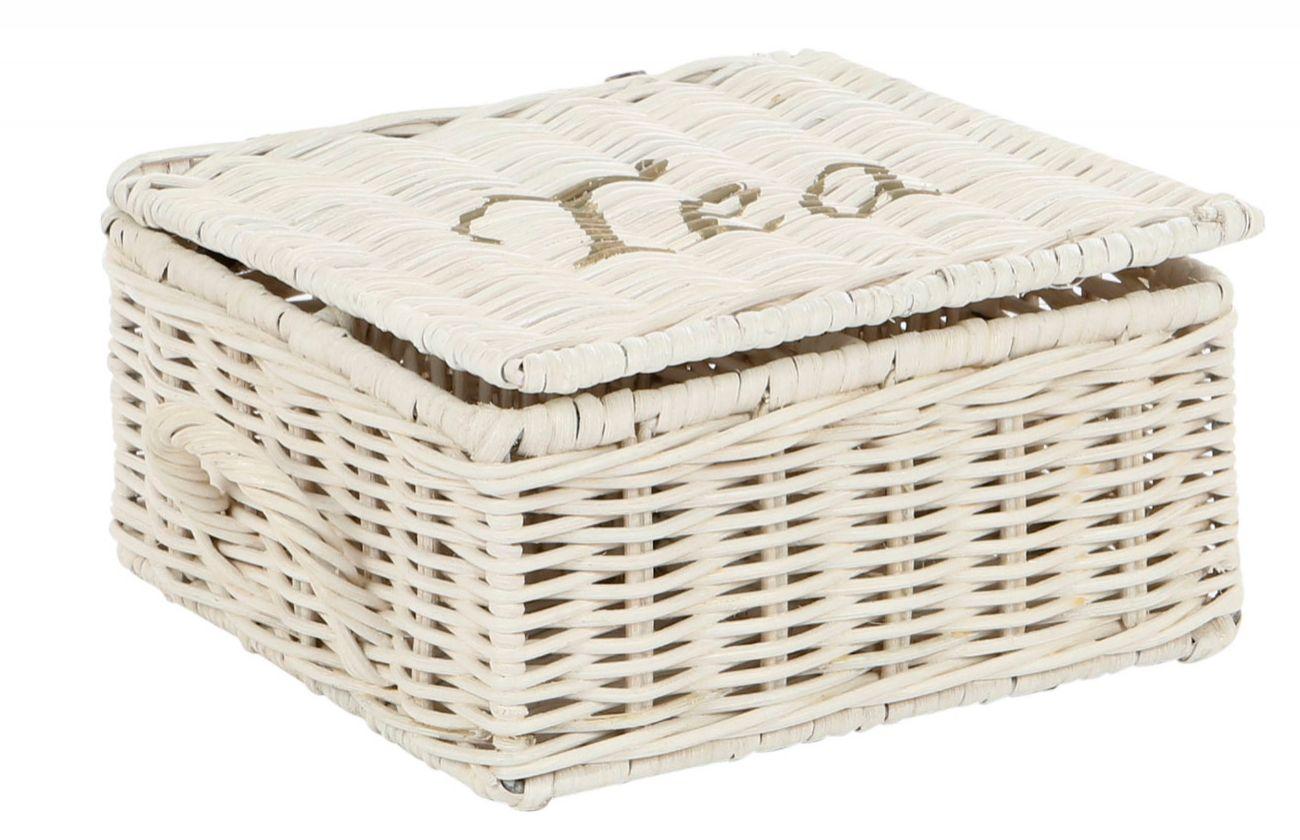 Teebeutel aufbewahrungskorb