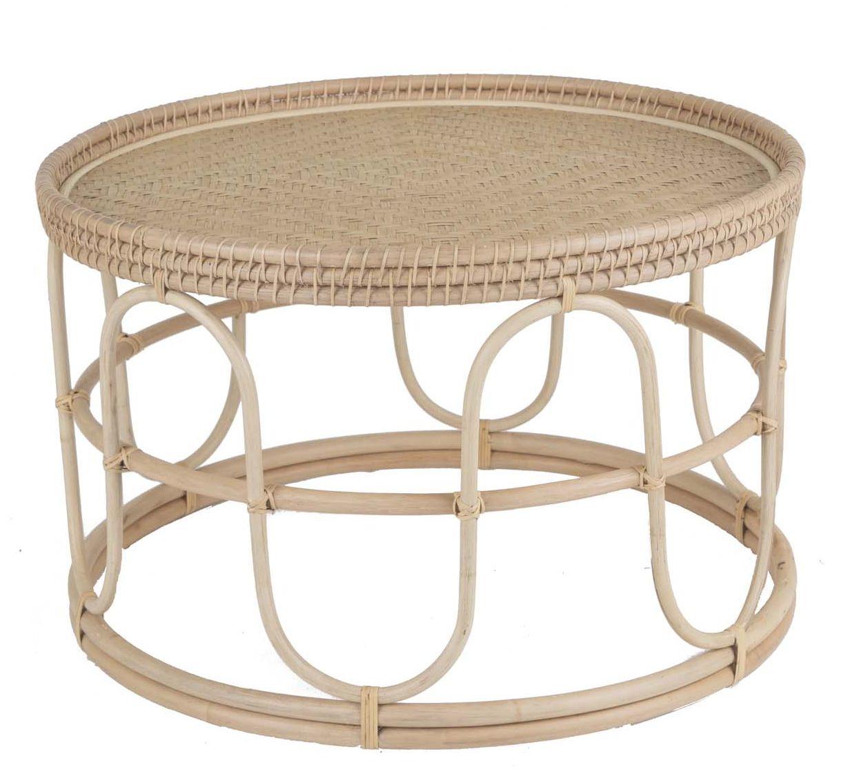 Rotan salontafel