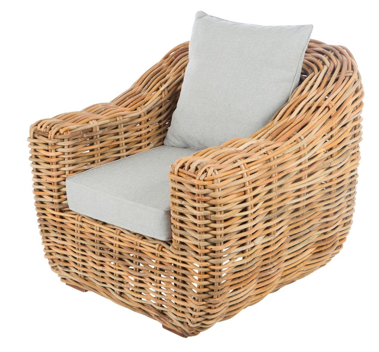 Rotan fauteuil CL