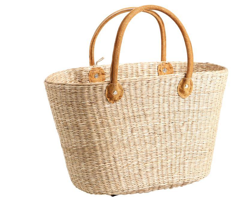 Rieten Tas Inkoop : Rieten schouder draagtas tassen
