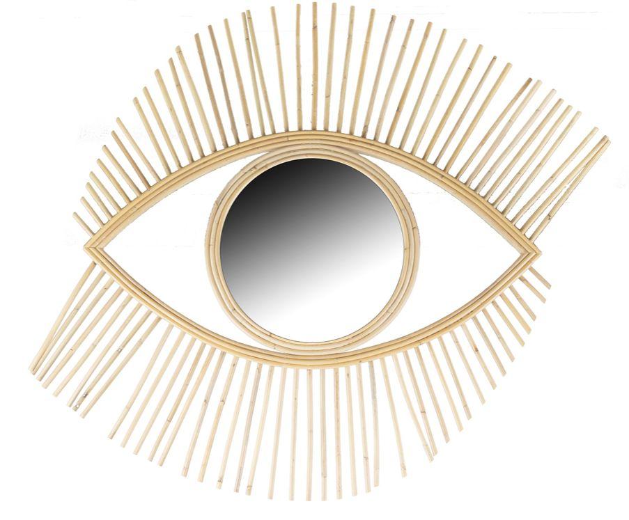 Rotan spiegel eye