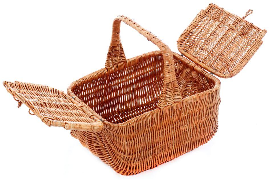 Rieten picknickmand 1511