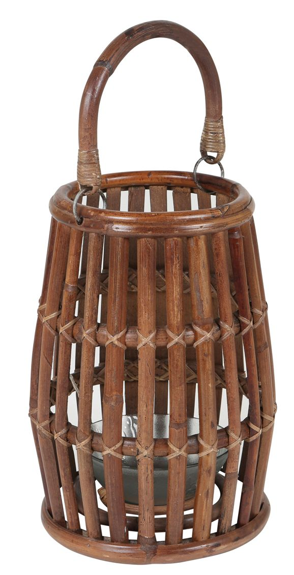 Rattan Laterne