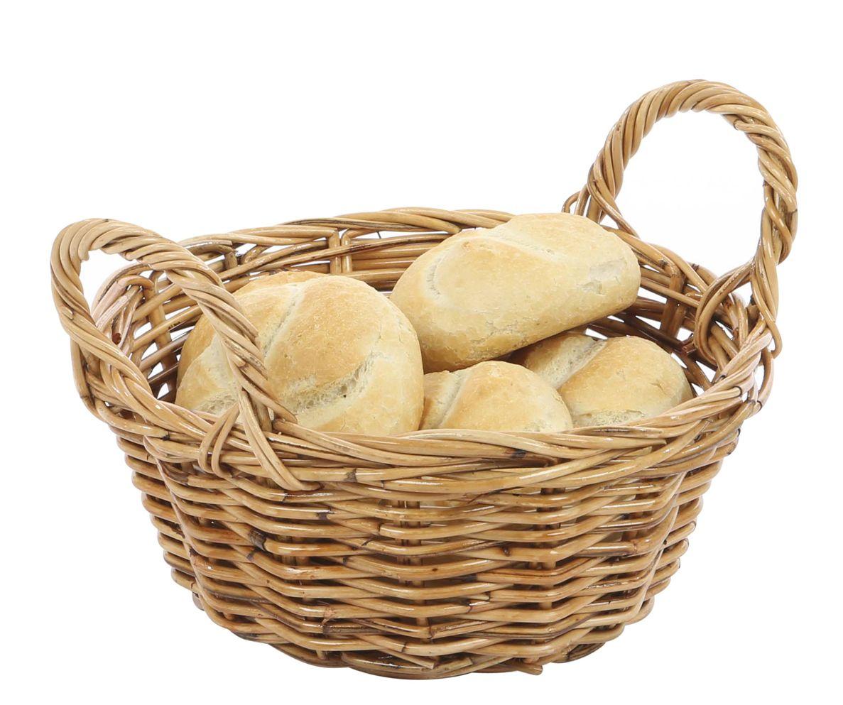 Rattan Kartoffelkorb