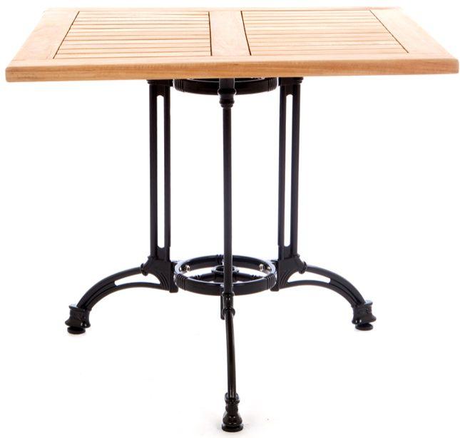 Tischgestell Super Dreibein Alum.