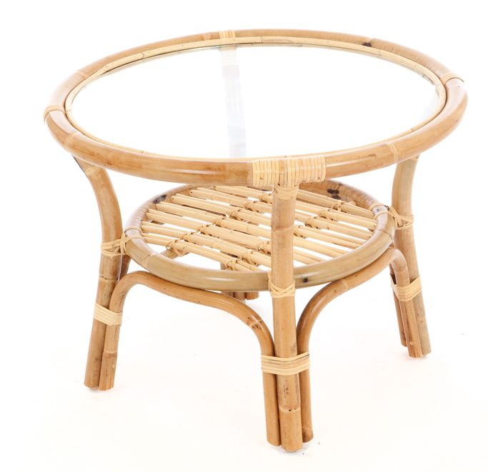 Rotan tafel Belse