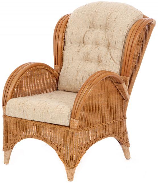 korbsessel florida rattan korbsessel. Black Bedroom Furniture Sets. Home Design Ideas