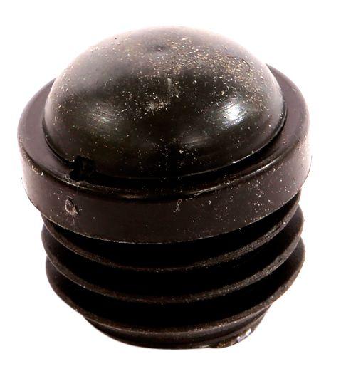 Dop zwart